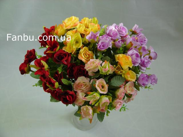 Искусственные цветы,букеты искусственных цветов.