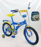 Велосипед 2-х колес 18 151814 1шт со звонком, зеркалом