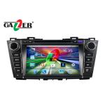 Автомобильная мультимедийная система Gazer CM282-CW (Mazda 5)