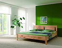 """Кровать двуспальная из сосны """"Фреш"""""""