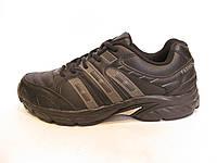 Кроссовки мужские Veer кожаные, черные (р.41,44)