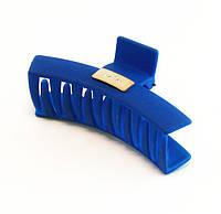 Заколка для волос крабик каучук-12 шт.- 8,0 см.