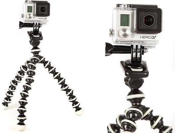 Штатив для GoPro, SJCAM, Xiaomi, фото 2