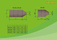 Слань-книжка на Kolibri КМ-300