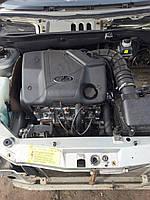 Двигатель в сборе голый ВАЗ 1117 1118 1119 Лада Калина мотор двс бу