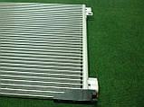 Радиатор кондиционера на Renault Trafic / Opel Vivaro 1,9dCi с 2001... Valeo (Франция) VAL817577, фото 5