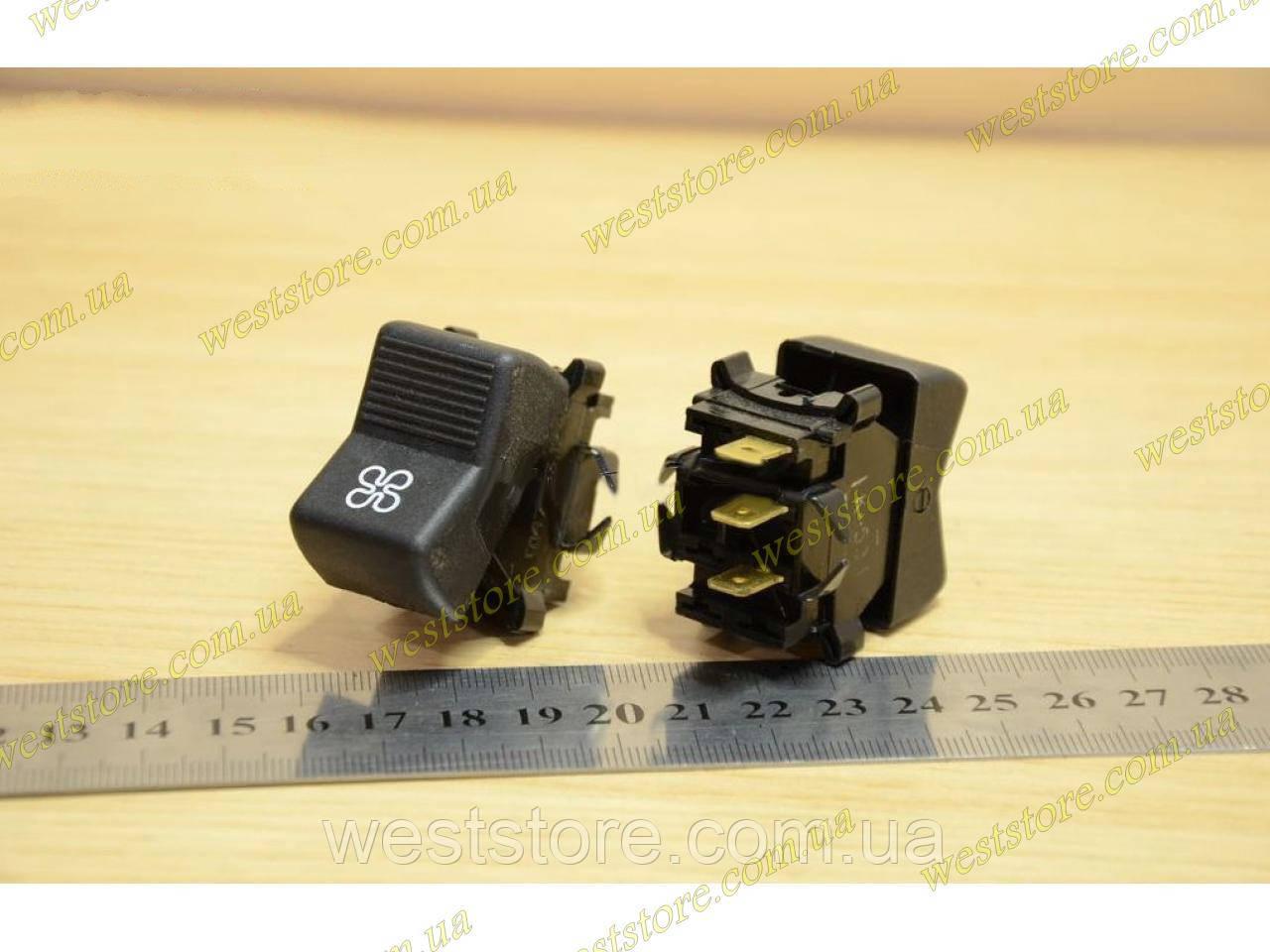 Кнопка электровентилятора отопителя печки Ваз  2103 2104 2105 2106 2107