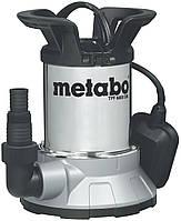 Насос занурювальний Metabo TPF6600SN  д/чистої води (0,45кВт; 6600л/год) 0250660006