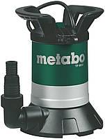 Насос занурювальний Metabo TP6600 д/чистої води (0,25кВт; 6600л/год) 0250660000