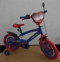 Велосипед 2-х колес 18 151801-GR 1шт со звонком, зеркалом