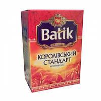 Чай Batik Батик Королевский стандарт 85г черный
