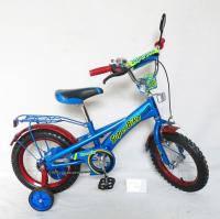 Велосипед 2-х колес 18 151821 1шт со звонком,зеркалом,руч.тормоз