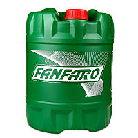 Полусинтетическое масло для грузовых автомобилей   FANFARO  TRD-W UHPD  10L