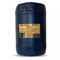 Минеральное масло Mannol Multifarm Stou SAE 10W-40  10L
