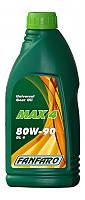 Универсальное трансмиссионное масло  FANFARO MAX 4 80W90 GL-4  1L