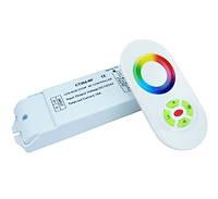 Контроллер однозональный с сенсорным пультом CT302-RF (216W)