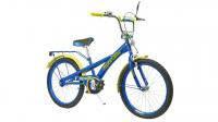 Велосипед 2-х колес 18 151822 1шт со звонком, зеркалом, руч.тормоз