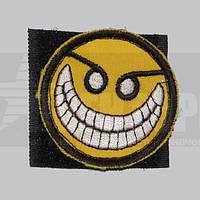 Шеврон SMILE FUN