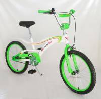 Велосипед 2-х колес 18 141807 1шт со звонком, зеркалом, с вставками в колесах, подножкой