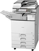 МФУ Ricoh MP C2003ZSP формата А3/ 3в1 для небольших офисов. Полноцветны принтер/сканер/копир. Удобная и понятн