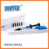 Жидко текучий композит ДЕНТЕКС светового отверждения (Dentex Flowable Light Cure Composite)