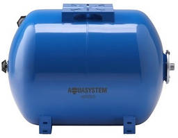 Гидроаккумулятор AQUASYSTEM VAO 50 (Италия) гориз.