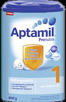 Aptamil Pronutra Anfangsmilch 1 von Geburt an - Молочная смесь для малышей с рождения, 800 г
