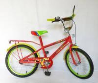 Велосипед 2-х колес 20 152001 1шт со звонком,зеркалом,руч.тормоз,подножкой