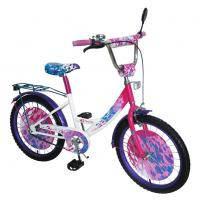 Велосипед 2-х колес 20 112002 1штHummerсо звонком,зеркалом,подножкой