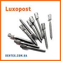 Штифты стальные Luxopost. В упаковке 10 шт. Размер: S1,S2,S3,S4,M1,M2,M3,M4