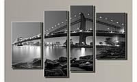 "Модульная картина на холсте ""New York City 8"""