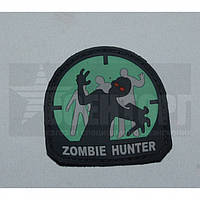 Шеврон PVC Zombie Hunter