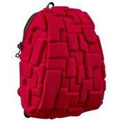 Рюкзак MadPax Block Half цвет 4-Alarm Fire (красный), фото 2