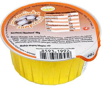 ВЕГА паштет грибной, 48 гр Amunak