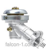Редуктор нижний для мотокосы Husqvarna 135R + защитный кожух, Falcon