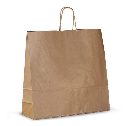 Крафт-пакет бумажный Volley 44х14х42,5 с витыми ручками