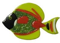 Фьюзинг декоративный элемент Рыбка 12RW Евротех