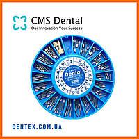 Стальные штифты (Dental) в упаковке 120шт.