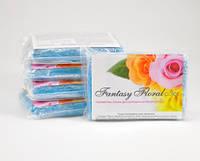 Холодный фарфор Fantasy Floral для реалистичных цветов,цвет бирюзовый