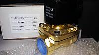 """Клапан электромагнитный  нормально-закрытый ZW-25N, 1"""""""