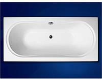 Прямоугольная акриловая ванна Vagnerplast Briana 170 х75х43см
