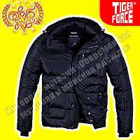 Мужская куртка, пуховики Tiger Force Sports 391 DarkBlue