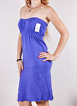 Платье со сборкой GreeNice (арт. 2635), фото 3
