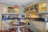 Столешница на кухню мраморная Spider Green