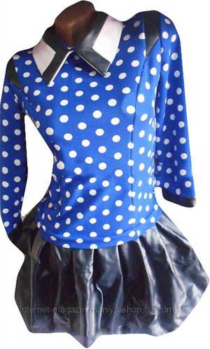Платье женское весна