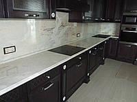 Столешница кухонная мраморная Crèma Lagoa