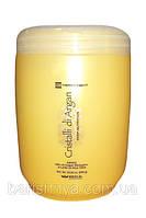 Маска для волос увлажняющая с маслом арганы, 1000мл, BIO TRAITEMENT ARGAN, BRELIL