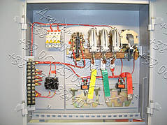 Я8501, Я8901 крановые панели ввода и защиты 3