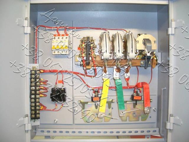 Я8501, Я8901 крановые панели ввода и защиты 2