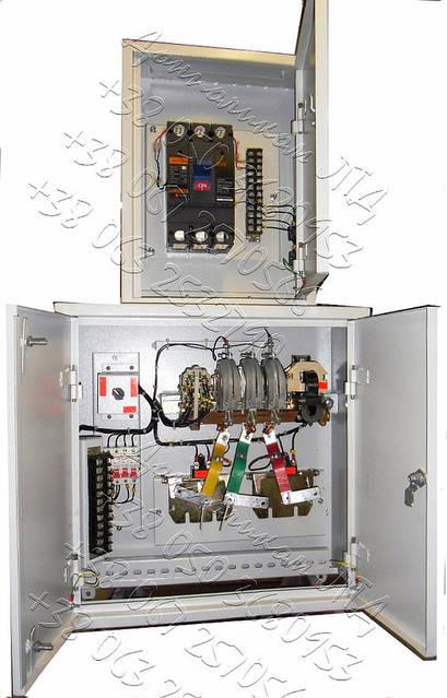 Я8501, Я8901 крановые панели ввода и защиты 4